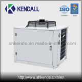 Tipo de caixa semi-hermética com unidade de condensação com compressor de pistão Bitzer