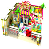Doces House Indoor Playground para Children