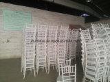 直接工場安く白いレンタルChiavariの椅子(JC-ZJ34)