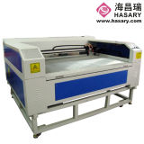 Laser Engraving Cutting Machine do metalóide para Wood Acrylic