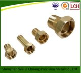 RC Truck Brass Parts CNC Machined Parts