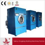 Equipamento seco aquecido gás da queda vertical de /Clothes do secador giratório do Dianteiro-Carregamento (SWA-100)