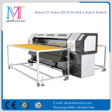 UV 하이브리드 프린터 복합기 프린터에서 강성과 롤러 용지에 인쇄