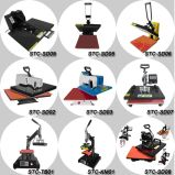 T Shirt를 위한 Stc SD02 Swing Head Manual Heat Press Machine