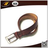 Gli uomini raffreddano la cinghia di cuoio genuina dell'inarcamento di Pin (HJ3002)