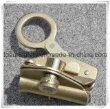 Gancho agarrador de acero forjado de la cuerda de la seguridad de Matel con de alta resistencia
