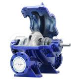 Pompa ad acqua centrifuga dell'intelaiatura spaccata di doppia aspirazione con il motore elettrico