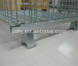 Gaiola resistente do armazenamento de fio de aço