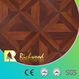 Agregado familiar 8.3mm Vinyl Wood Wooden Laminate Laminated Flooring