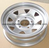 (13X4.5 14X6 15X6) 8 колес трейлера спицы с гальванизировано