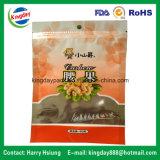 乾燥した食糧のためのスタンドアップ式のジップロック式の包装袋
