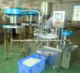 Hair automatico Cream Rotary Filling Capping Machine per Plastic Bottles