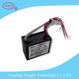 Cbb61capacitor를 가진 1mfd Ceiling Fan Film Capacitor 18mf