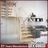 Лестница причудливый L-Формы деревянная (DMS-2093)