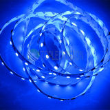 Luz de tira flexible del color azul LED con el alto lumen SMD5050