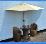 9개 FT 절반 벽 정원 우산 정원 우산 - Sy026