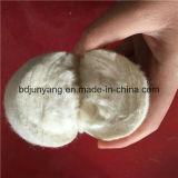 ハンドメイドの白い洗濯の球ファブリック軟化剤のウールのドライヤーの球