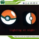 La Banca di carico veloce all'ingrosso 6000 mAh di potere di Pokemon con l'indicatore luminoso del LED