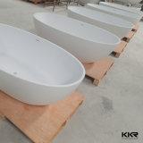 ホテルによって使用される浴室の人工的な石造りの固体表面の浴槽