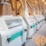 moinho de farinha do trigo 80tpd com tecnologia avançada