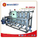 Sistema risucchiante a più stadi di filtrazione dell'olio (serie di DFL)