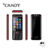 Hete Goedkope GSM van de Telefoon van de Eigenschap FM Bluetooth Mobiele Telefoon
