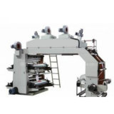 8-Color Flexographic Printing Presses PLC Computer