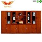 Самомоднейшая современная мебель твердой древесины офиса шкафа