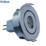1-2W rundes Dimmable LED Punkt-Licht (DT-SD-017)