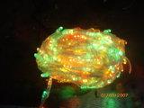 クリスマス・パーティの結婚式の装飾のためのLED RGBストリングライト