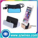 USB Charger Dock Stand Docking Station für iPhone Samsung
