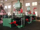 Machine de presse à briqueter pour le rebut de fer