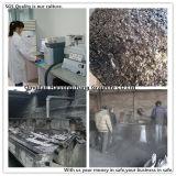 Polvere amorfa naturale della grafite del soddisfare di carbonio di 83%