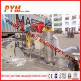 PPは縦の熱い切口のタイプの機械のリサイクルを撮影する
