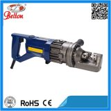 Portabel Hydraulic Steel Cutter Machine pour Cutting 16 millimètres Rebar 7/8 ''