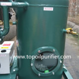 Petróleo usado pequeno do transformador do sistema do vácuo elevado/máquina mútua Zy da refinação do petróleo do indutor/petróleo do interruptor