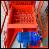 Bloque hidráulico colorido que hace la máquina Qt6-15