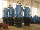 Bombas submergíveis de Wq para a água de esgoto e a drenagem com revestimento refrigerando