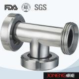 Ajustage de précision de pipe soudé de coude de transformation des produits alimentaires d'acier inoxydable (JN-FT2008)