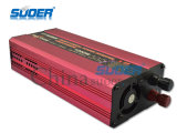 Inversor da C.C. 48V do inversor 1000W da potência do preço de fábrica de Suoer (SQA-1000B)