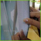 Стена стойки фона ткани портативная хлопает вверх индикация знамени