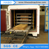 Machines de séchage de bois dur industriel d'à haute fréquence