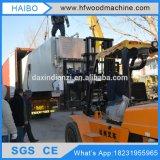 Tipo de alta freqüência secador de madeira/máquina de secagem do fabricante profissional