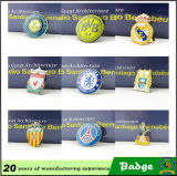 Football Clubの安いPrice Custom Metal Badges