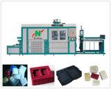Vuoto di plastica del contenitore degli alimenti a rapida preparazione di PP/PS/Pet che forma macchina