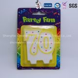China Professional Produce Factory Price Party Decoration Number for Cakes