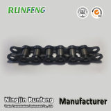 製造業者のステンレス鋼伝達鎖、機械装置の版伝達鎖