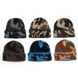 Cappello lavorato a maglia più nuovo disegno di modo di alta qualità (WF-644-2)