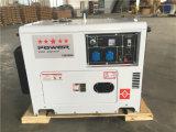 5kw tipo silencioso super gerador diesel Fsh6500ds