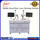금속을%s 30W 테이블 섬유 Laser 표하기 기계
